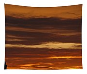 Cascade Mountains Sunrise 2 Tapestry