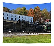 Cass Railway Wv Painted Tapestry
