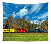 Cass Scenic Railroad Tapestry