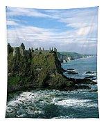 Castle At The Seaside, Dunluce Castle Tapestry