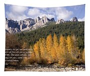 Castle Crags Autumn Tapestry