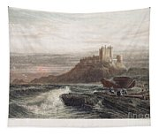 Castle: England, 19th C Tapestry