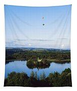Castle Island, Lough Key Forest Park Tapestry