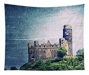 Castle Mouse Tapestry