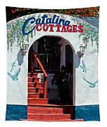 Catalina Cottages Tapestry
