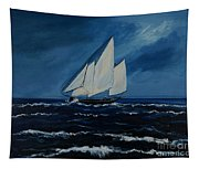 Catching The Wind Tapestry