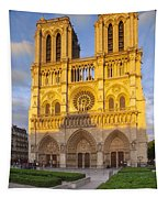 Cathedral Notre Dame Tapestry