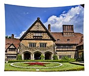 Cecilienhof Palace Berlin Germany Tapestry