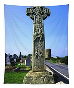 Celtic High Cross At Drumcliff Tapestry