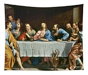 Champaigne: Last Supper Tapestry