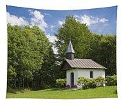Chapel In Bavaria Germany Tapestry