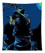 Winterland Cosmic Fiddler Tapestry