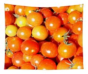Cherry Tomatoes Tapestry
