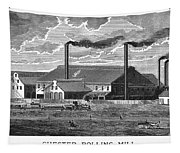 Chester Rolling Mill Tapestry