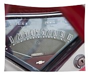 Chevrolet 3100 Truck Speedometer Tapestry