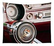 Chevy 327 Malibu Ss Tapestry