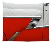 Chevy Door Tapestry
