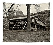 Chew Mail Pouch Sepia Tapestry