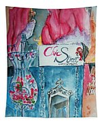 Chic Street Consignments Tapestry