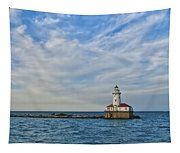 Chicago Lighthouse Tapestry