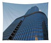 Chicago Skyscraper Tapestry