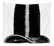 Chimney-pot Hat, C1850 Tapestry