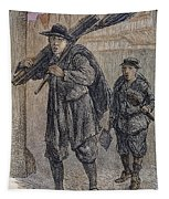 Chimney Sweeps Tapestry