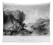 China: Coal Mining, 1843 Tapestry