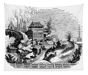 China: Imperial Palace Tapestry