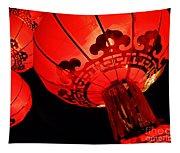 Chinese Lanterns 4 Tapestry