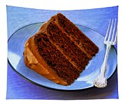 Chocolate Cake Tapestry