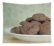 Chocolate Cookies Tapestry