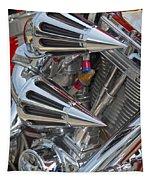 Chopper Engine-2 Tapestry