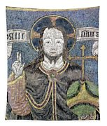 Christ In Majesty Tapestry