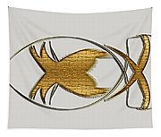 Christian Fish Tapestry