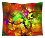 Christmas Chaos  Tapestry