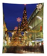 Christmas In Dublin, Henry Street At Tapestry