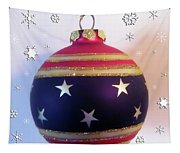 Christmas Ornament Tapestry