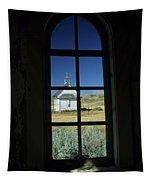 Church At Dorothy Tapestry