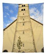 Church Maria Heimsuchung Meersburg Germany Tapestry