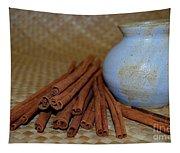 Cinnamon Jar Tapestry