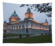 City Hall Illuminated Belfast, County Tapestry