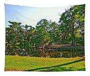 City Park Lagoon Tapestry