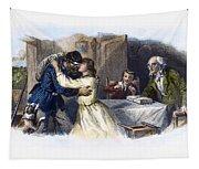 Civil War: Returning Home Tapestry