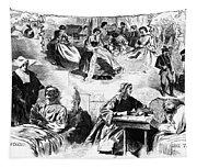 Civil War: Women, 1862 Tapestry