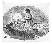 Clara Maass (1876-1901) Tapestry