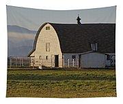 Classic Barn Near Grants Pass Tapestry