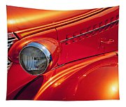 Classic Car Lines Tapestry