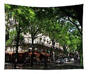Classic Paris 3 Tapestry