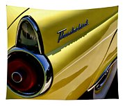 Classic T-bird Tailfin Tapestry